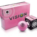 Vision Golf Ball Pinky Box