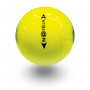 Vision UV Yellow Single ball