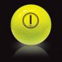 Vision UV Yellow golf ball