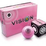 Vision Golf Ball Pinky Box