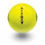 Vision UV Yellow Single ball